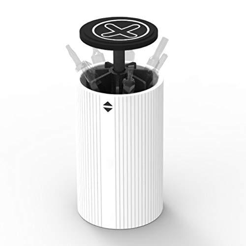 YO-HAPPY Taladro de Almacenamiento, Mini Caja de Brocas de Destornillador eléctrico Mejorada para Kit de Destornilladores eléctricos