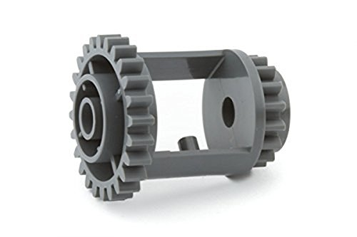 Lego Parts: Technic, Gear Differential, 24-16 Teeth (Dark Bluish Gray) by Parts/Elements - Technic, Gears
