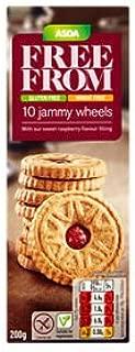 ASDA Free From 10 Jammy Wheels 200g