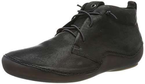 Think! Damen KAPSL_585060 Hohe Sneaker, Schwarz (Sz/Kombi 09), 43 EU