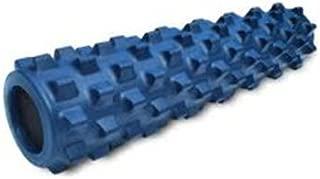 RumbleRoller - Textured Muscle Foam Roller Manipulates Soft Tissue Like A Massage Therapist