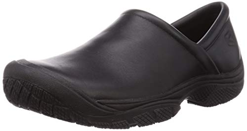 KEEN Utility Men's PTC Slip Shoes for Flat Feet