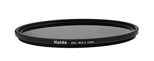 Slim Graufilter ND1000-55mm + Pro Lens Cap mit Innengriff