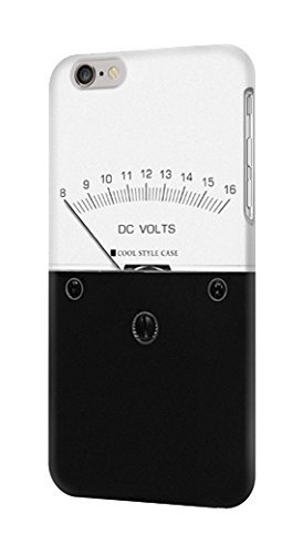 R2659 DC Analog Voltmeter Graphic Printed Case Cover For IPHONE 6S PLUS