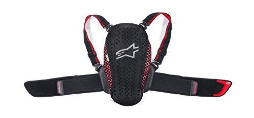 Alpinestars Nucleon KR-Y Back Protector (BLACK/RED)
