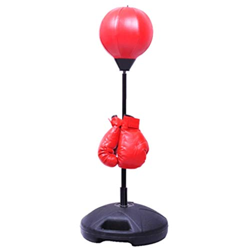 Bokszak boksen snelheid bal volwassen professionele Vertical Boxing Ball bokszak Household Tumbler bokszak Vent Bag Fitness trainingstoestellen Sandbag bokszak staand,bokszak vrijstaand,dljyy