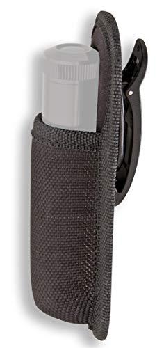 Perel A3046 Maglite Pochette en Nylon pour XL50/XL100/XL200 Noir