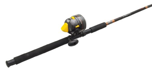 ZebcoCatFishFighter Fishing Rod and 808/C702MH Reel Combo