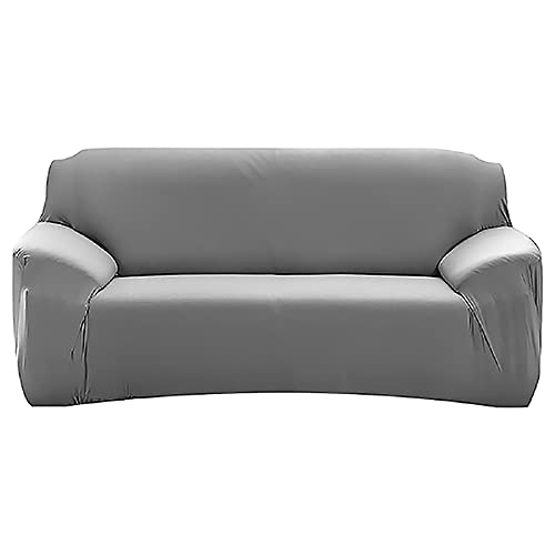 ASCV Funda de sofá para el hogar para Sala de Estar Fundas de sofá elásticas Envoltura Ajustada Funda de sofá de tamaño estándar seccional con Todo Incluido A1 4 plazas