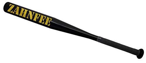 Spass kostet Sportgerät Baseballschläger Aluminium Gold Zahnfee 65 cm lang