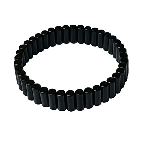 Tacohan 30.000 Gauß Gesundheits Armband Seltenerd Magnetarmbänder zur Arthritis Schmerzlinderung und zur Verbesserung des Schlafes, Schnurloses Magnetfeldtherapie Armband für Männer und Frauen