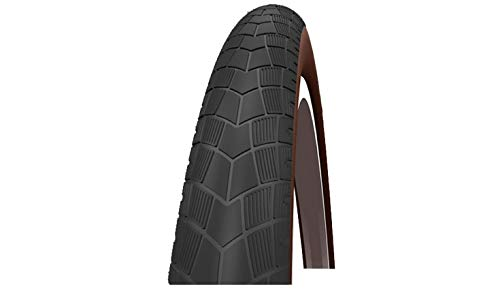 SCHWALBE 7110253.01, Impac BIGPAC Puncture Protection, TwinSkin Unisex Adulto, B/CO+RT, 50-622 BS117 24EPI