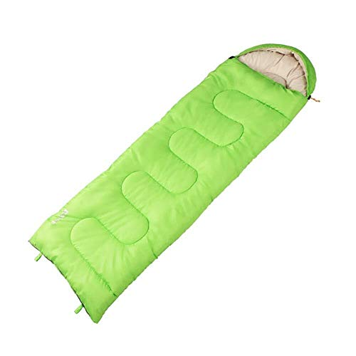 sleeping bag Portable Hollow cotton Four Seasons adult thickening heated indoor outdoor camping lunch camping trip warm waterproof