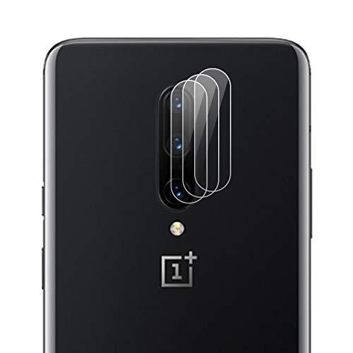 ROVLAK Schutzfolie Kamera Objektive Panzerglas für OnePlus 7 Pro Kamera Displayschutzfolie 3-Pack Kratzfest Explosionsgeschütztes Gehärtetes Glas Kameraobjektiv Schutzfolie für OnePlus 7 Pro