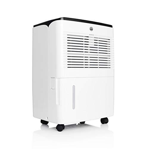 Wilfa DRY M Luftentfeuchter - 2 Liter Wasserbehälter, für Räume mit bis zu 15 m², automatische Abtaufunktion, weiß