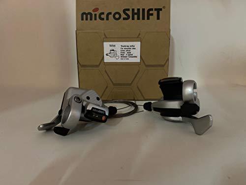 Microshift Leve Cambio MTB 3X9 Speed Compatibile Shimano