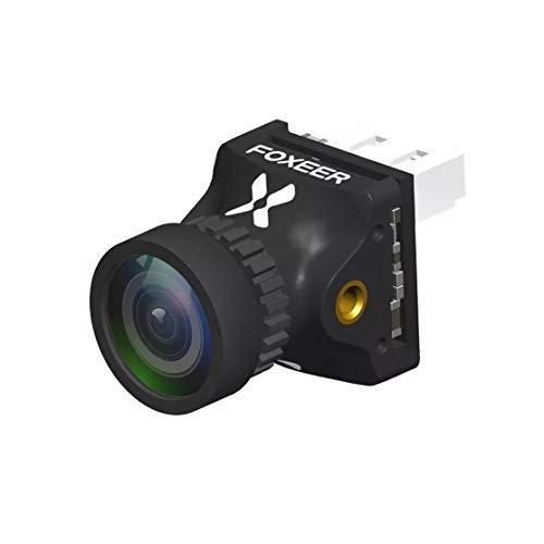 LouiseEvel215 Foxeer Predator 4 Nano Camera Super WDR 4ms Low Latency 1000TVL FPV Racing Camera OSD 4: 3 16: 9 NTSC PAL para RC Drone
