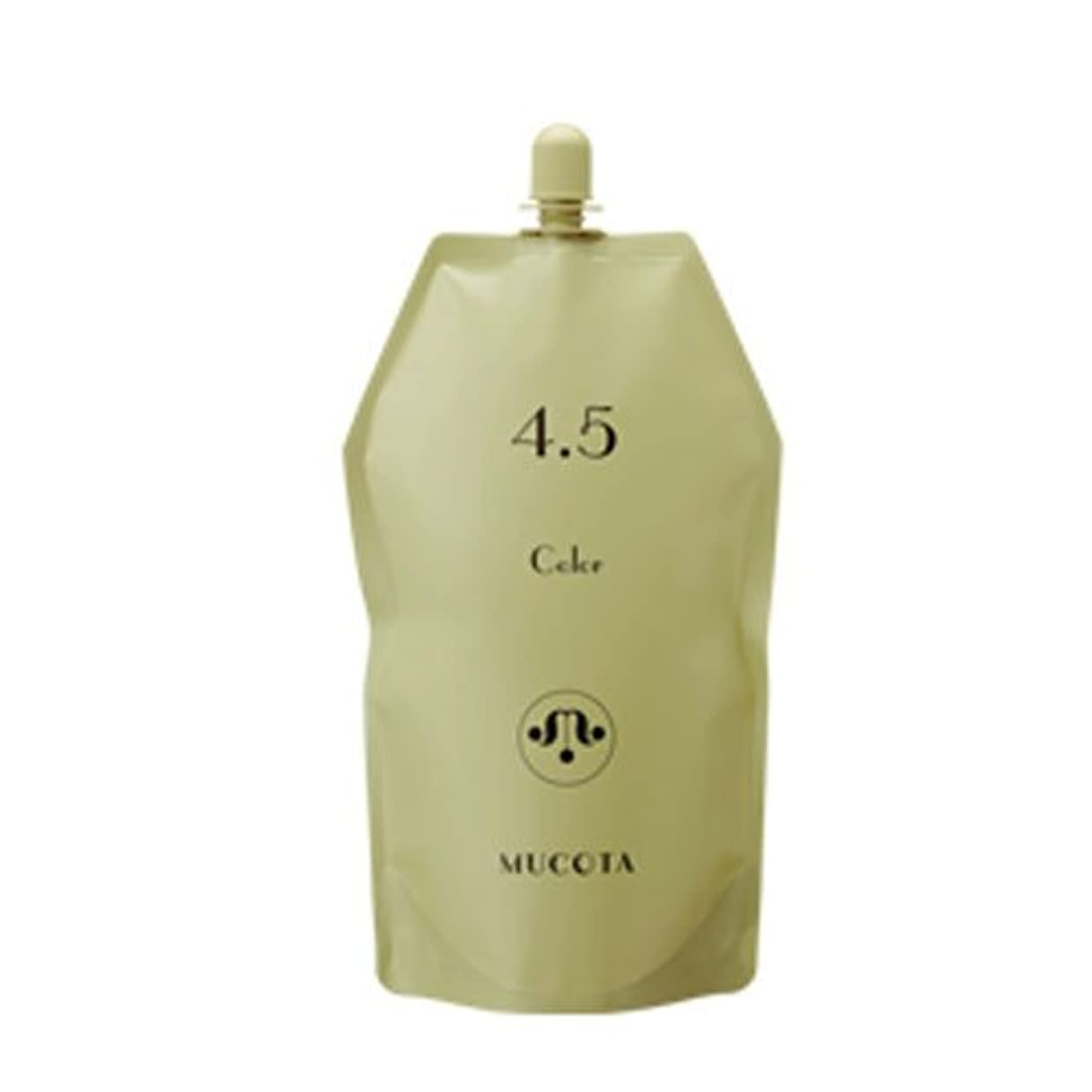 アレイアスレチックコロニームコタ ヘアカラー OX(3.0%/4.5%/6.0%) 各 1000ml【2剤】【オキシー】【グレイカラー?白髪染め】 (OX 4.5%)