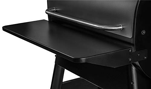 Traeger Pellet Grills BAC442 Folding Front Shelf - Pro 780/Ironwood 885 Cover, Black