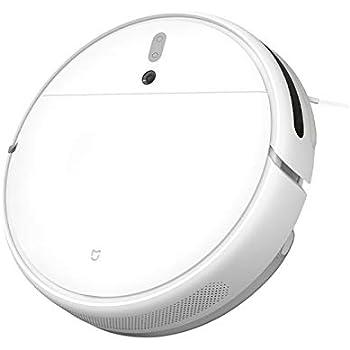 Xiaomi Robot Vacuum-Mop con depósito de Agua eléctrico Aspirador robótico 2500Pa: Amazon.es: Hogar