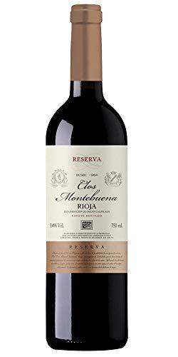 Vino Tinto Clos Montebuena Reserva Rioja Alavesa 75cl