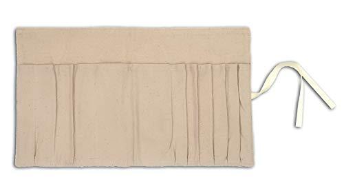 Toga MERU433  Trousse /à Soufflets Coton Rose Pastel 17,5 x 14 x 3 cm