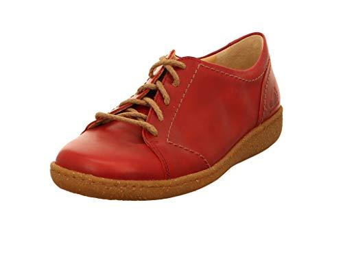 Mephisto Sznurowane buty do kręgli, - Czerwony - 37 EU