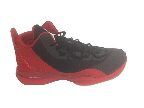 Nike Jordan Super.Fly 3 Po 724934601 Gr. 51.5 rot-schwarz