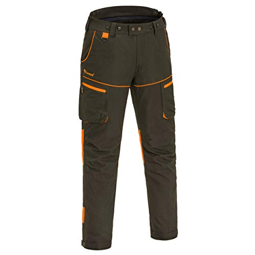 Pinewood Pantalon de protection Wild Boar Extreme - Pantalon de chasse 56 marron