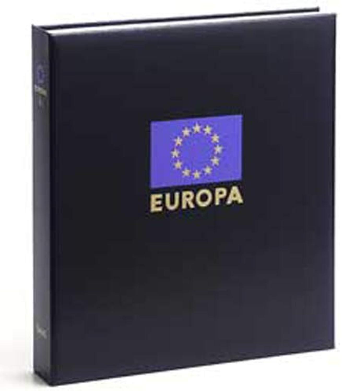 DAVO 13331 Luxus Briefmarken-Album Europa XI Blcke 2010-2012
