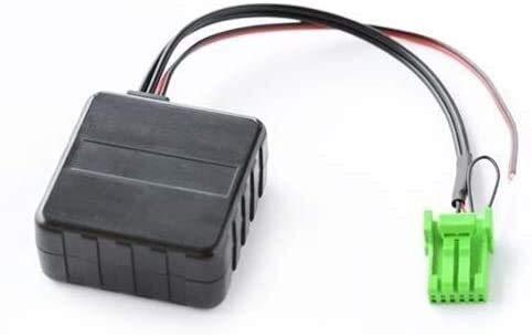 YINCHIE Mukuai54 Cable de Adaptador de Audio inalámbrico AUX AUX AUX para Honda Acura RDX TSX MDX CSX Duradera Bricolaje