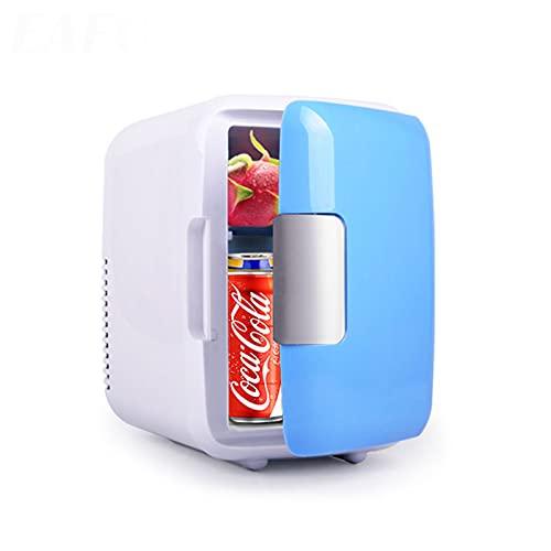 ADGH Nevera De Coche Enfriador De Bebidas Portátil Mini Nevera Congelador Bebida Maquillaje Cuidado De La Piel para Automóviles/Refrigerador Doméstico Neveras Pequeñas De Coche 4L