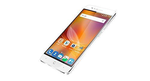 ZTE Blade A610–Smartphone sbloccato da 5' (4G, MediaTek MT6735, 2GB di RAM, memoria interna da 8GB, Bluetooth, Wi-Fi, Android)