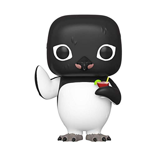 Pop! Movies: Billy Madison - Penguin w/Cocktail