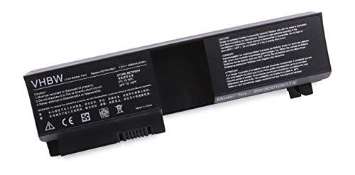 Batterie 4400mAh (7.2V) pour Ordinateur HP Pavilion tx2002au, tx2003au, tx2004au, tx2005/CT, tx2005au, tx2006au, tx2007au, tx2008au,tx2009au etc.