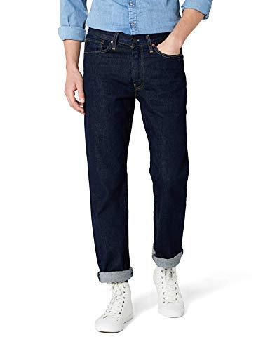 Levi's - 514 Regular Fit Straight, Jeans da uomo, Blu (Onewash), W30/L32