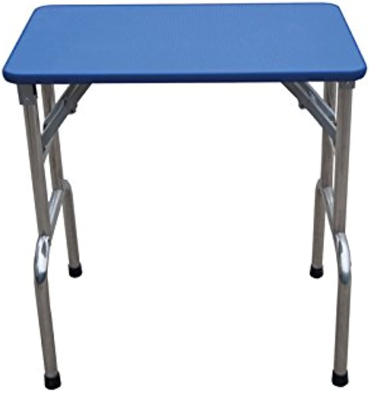 GROOM PROFESSIONAL Matterhorn Folding Table bluee 90cm X 60cm X 76cm
