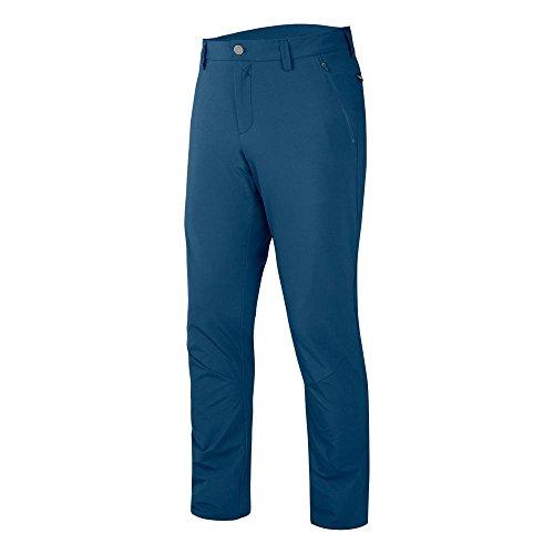 Salewa Puez 2 DST M Reg PNT – Pantalon Homme, Bleu (Poseidon)