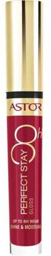 Astor Perfect Stay 8h Gloss, 026, Holly Red, 1er Pack (1 x 5 ml)