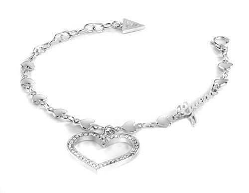 Guess Shine On Me Bracelet S Silver
