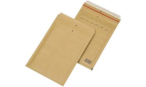 Preisvergleich Produktbild MAILmedia 411067 Luftpolster-Versandtaschen,  Typ G17,  braun,  22 g