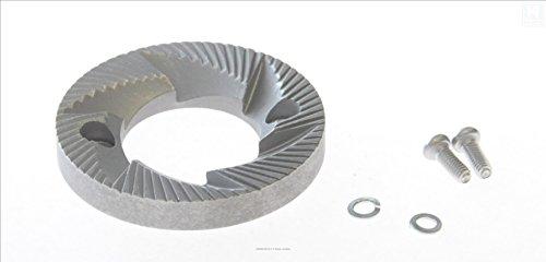 Vervangende molenplaatmontage (4176702) voor KitchenAid Artisan pro line Burr-koffiemolen (modellen 5KCG100 en KCG100)