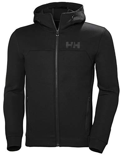 Helly Hansen Herren HP Ocean FZ Hoodie, Black, XL