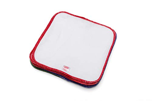 Wuzmei simple Lingettes b/éb/é Coque tot On-The-Go Travel Distributeur de lingettes Rouge et blanc