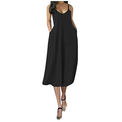(70% OFF) V-Neck Summer Maxi Dress $11.09 – Coupon Code