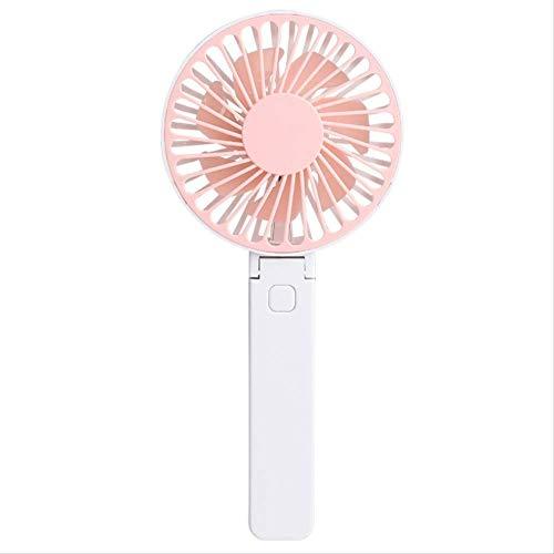 Ventilador de escritorio Ventilador USB Ventilador plegable portátil Mini ventilador de mano pequeño Compre uno y llévese otro gratis