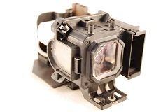 PJxJ Vervangende projectorlamp VT80LP met behuizing voor Canon LV-X6 projectoren beamers