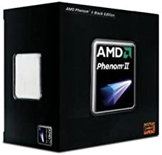 AMD Phenom II X4 965 AM3 3.4Ghz 512KB 45NM 125W 4000MHZ