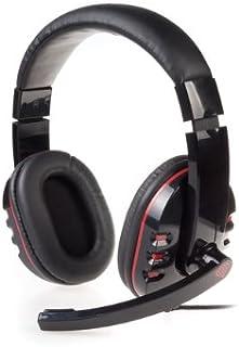 Natec Genesis H11 - Auriculares de Diadema Cerrados estéreo (con micrófono, 2 m, 119 dB, 2 Mini Jacks)