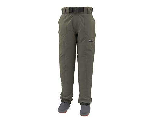 Simms Freestone Waterproof Fishing Wading Pants, Dark Gunmetal, X-Large